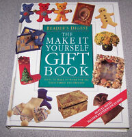 The Make It Yourself Gift Book by Reader's Digest as NEW