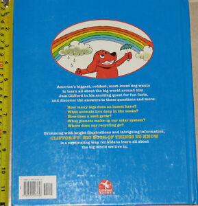 Clifford's BIG Book of things to know Hard Cover Book London Ontario image 2