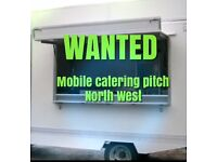 WANTED Catering pitch