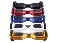 UK CERTIFIED SEGWAY - BRAND NEW - FREE DELIVERY - Hoverboard Smart Balance Wheel Scooter