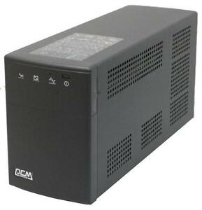 Powercom 1500VA BNT-1500AP UPS Uninterruptible Power Supply Battery Backup 110V