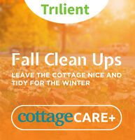 Fall Care - Cottage Clean-ups, Lawns, Gardens, Pruning, & More