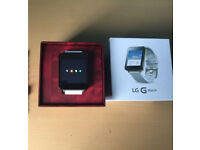 New cond boxed LG G watch Gold for iPhone Samsung android not iwatch Apple Watch Smatwatch Gear S4