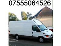 Man & Van/ Good prices/ Big van