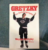 Wayne Gretzky, autobiography, from L.A. King days