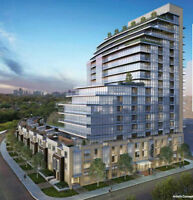 Yonge & Eglinton - The Berwick NEW condo 1 bed + den for lease!!