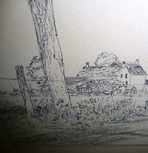 """Peter Etril Snyder """"The Errand"""" Signed and Numbered  (62/250) Stratford Kitchener Area image 4"""