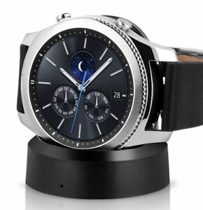 Samsung Gear S3 CLASSIC WITH CHARGER LIKE NEW Smart Watch/GPS n