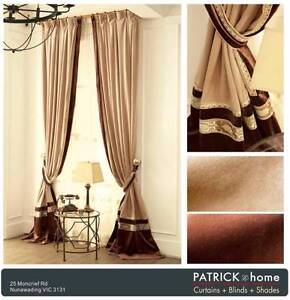 PERFECT VELVET CURTAIN $24/m MADE TO ORDER (No.514) Nunawading Whitehorse Area Preview
