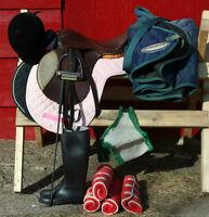 English Saddle Package (child/pony)