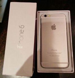 iPhone 6 white 64GB UNLOCKED