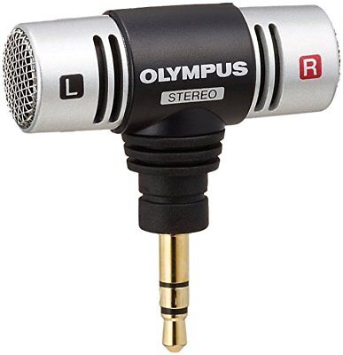 Olympus ME-51S Stereo Microphone Japan import Free Shipping