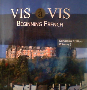 University Textbooks - French Regina Regina Area image 1