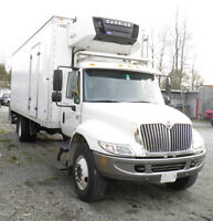 5 ton reefer truck for sale