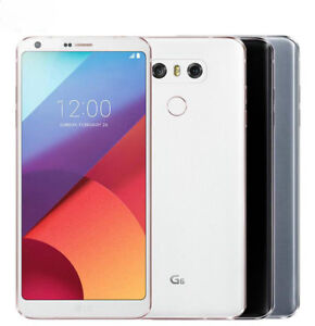 Lg g6 unlocked silver and black colors