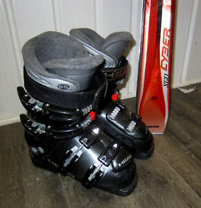 Head skis Womens boots