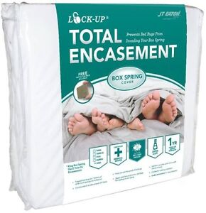 New Lock Up 80qubox Total Encasement Bed Bug Protection