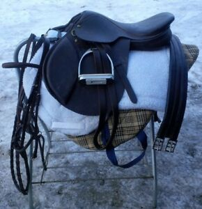 All Inclusive English Saddle Package