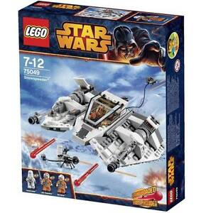 Lego 75049 Star Wars Snow Speeder Luke Skywalker RETIRED (NEW) Indooroopilly Brisbane South West Preview