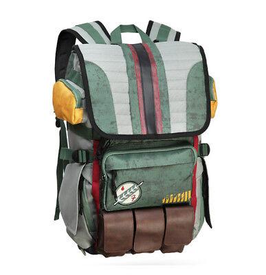 Star Wars Boba Fett Tasche Bag Rucksack Schulrucksack Schultertasche Backpack