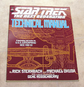 Star Trek Technical Manual