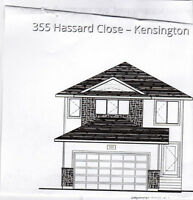 Campbell Home- 355 Hassard Close 1634 Sq Ft 2 Storey $424,900.00