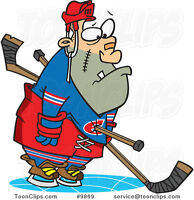 Looking for a Couple of 40yr olds for Winter Hockey