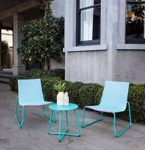 Brand New Outdoor Living 3 pieces set -2 chairs & 1 table Woolloongabba Brisbane South West Preview