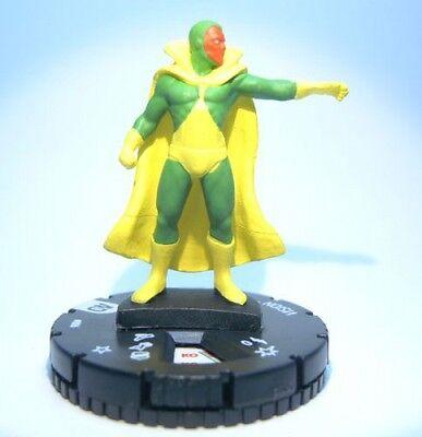 HeroClix Avengers Defenders War #006 Vision