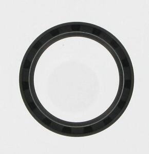 James Gasket 12044-A Mainshaft Seal Clutch Side - Rubber O.D., Double Lip 12044A