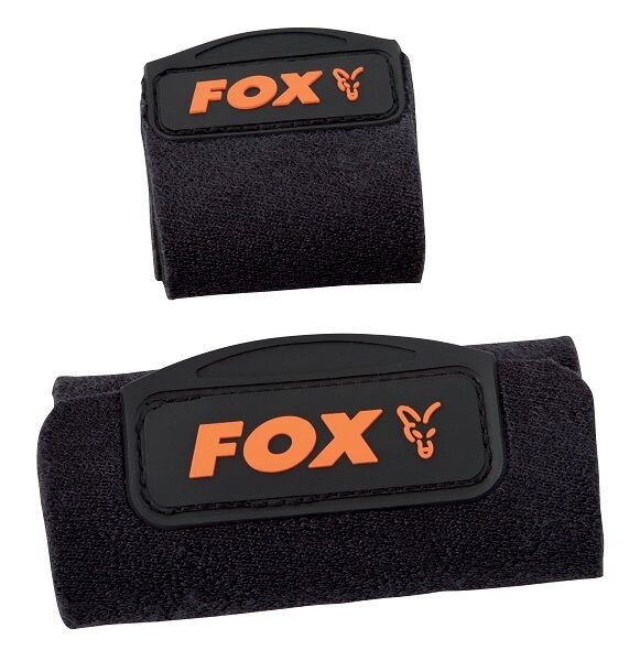 Fox NEW Fishing Neoprene Rod And Lead Bands - CAC552