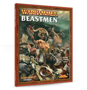 Warhammer Beastmen Army Book Kitchener / Waterloo Kitchener Area image 1