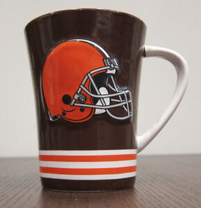 Cleveland Browns Sculpted Relief Mug