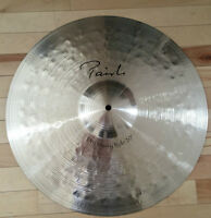 "Cymbale Paiste Cymbal Signature Dry Heavy Ride 20"" Like NEW!"