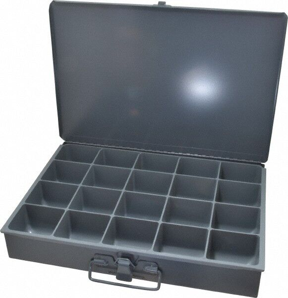 Durham 20 Compartment Small Steel Storage Drawer 13-3/8 Inches Wide x 9-1/4 I...