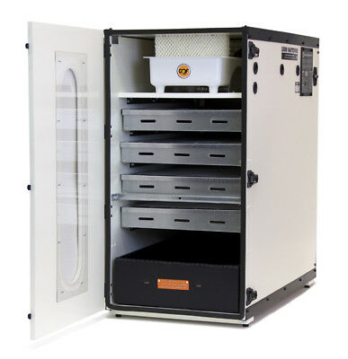 GQF Digital Egg Incubator Hatcher Cabinet LCD Display with Picture Window 1550 for sale  Milwaukee