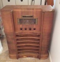 Radio antique - Nouveau Prix!