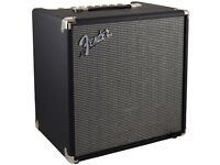 Fender Rumble 40 V3 , 40 Watts Bass Combo for Bass Guitar / Brand New !