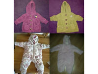Baby Girls 3-6mths Snowsuits & Coats clothes (includes NEXT)