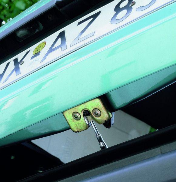 Airboy Heckbelüfter Auto Kofferraumbelüftung Heckbelüftung Abstandhalter Karlie