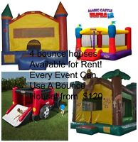 Because Every Occasion needs a Bouncy house!!!