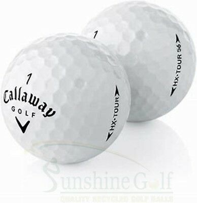 24 AAA Callaway HX Tour Mix Used Golf Balls (3A) - FREE SHIPPING