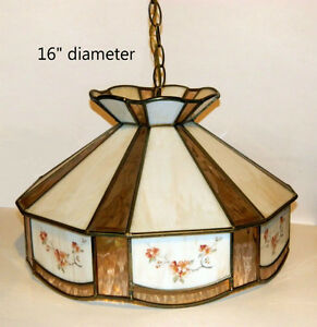Daisy Floor Lamp & Quilt stand or towel rack