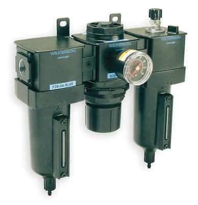 Wilkerson C28-04-flg0 Filterregulatorlubricator12 In. Npt