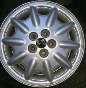 "15""alloy rims 5x100"