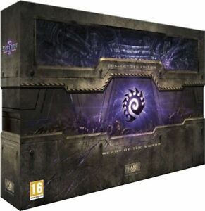 STARCRAFT 2 HEART OF THE SWARM COLLECTOR'S EDITION FOR PC Sealed