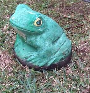 Frog Garden statue / Ornament Oxley Brisbane South West Preview