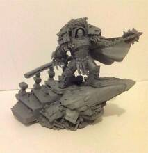 Warhammer 40k Forgeworld Horus the Warmaster Primarch Perth Region Preview