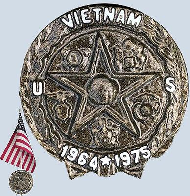 NEW Vietnam Veteran Grave Marker / Flag Holder