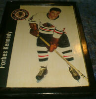 Dorchester NB - Forbes Kennedy -Chicago Black Hawks 1950's